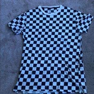 Hollister checkered shirt